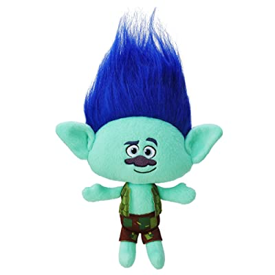 DreamWorks Trolls Branch Hug 'N Plush Doll: Toys & Games