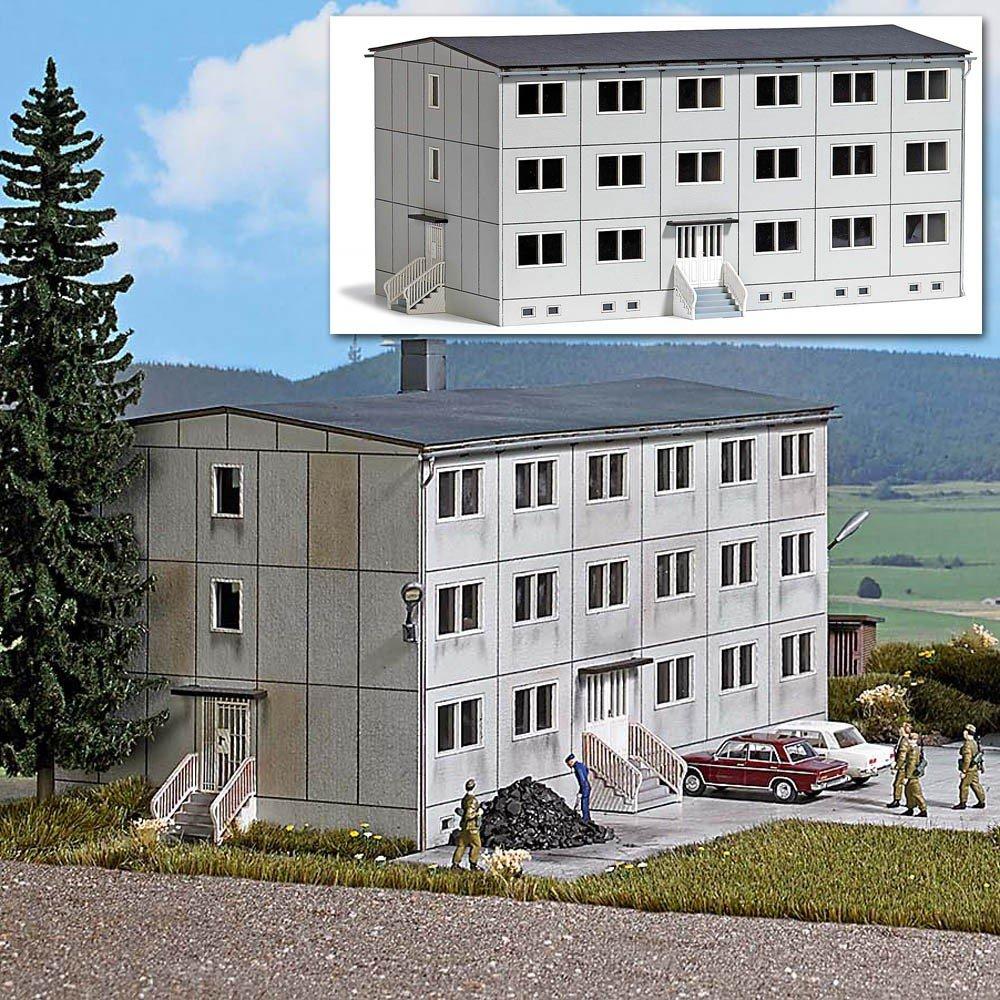 都内で Busch ブッシュ 軍事施設 9607 H0 1/87 ブッシュ 軍事施設 H0 軍隊 ミリタリー 建物 B00O7QR254, ガーデニング工房:9c4daea9 --- a0267596.xsph.ru
