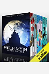 Witch Myth Super Boxset: A Collection of Cozy Witch Mysteries Audible Audiobook