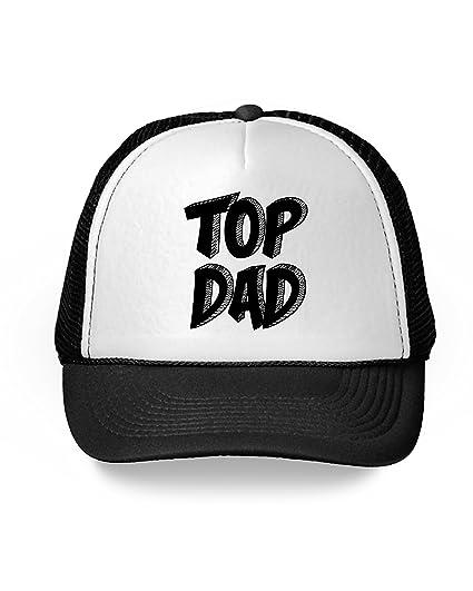 Awkward Styles Top Dad Hat Best Dad Trucker Hats Black One Size at ... b13ecbb65