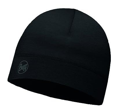 Buff Thermonet, Cappello Uomo, Nero/Solid Black, Taglia Unica