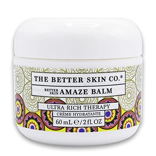 The The Better Skin Co.| Amaze Balm Body/Face Moisturizer travel product recommended by Deborah Kerner on Pretty Progressive.