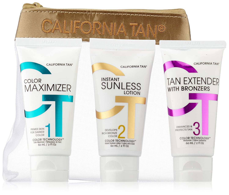 california tan sunless tanning kit beautymisc beauty