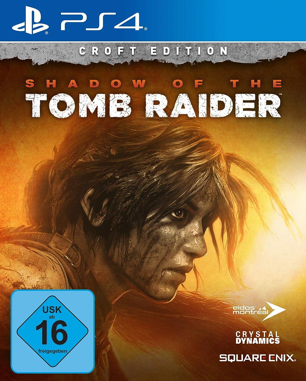 Shadow Of The Tomb Raider Croft Edition Inkl Season Pass