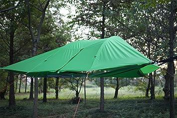 Dschungel Zelte Hängematte Mit Moskitonetz, UMsky Connect 3 Personen  4 Jahreszeit Baumzelte Hängematte