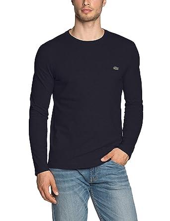 huge discount e7af6 10de1 Lacoste Herren T-Shirt TH2040 - 00
