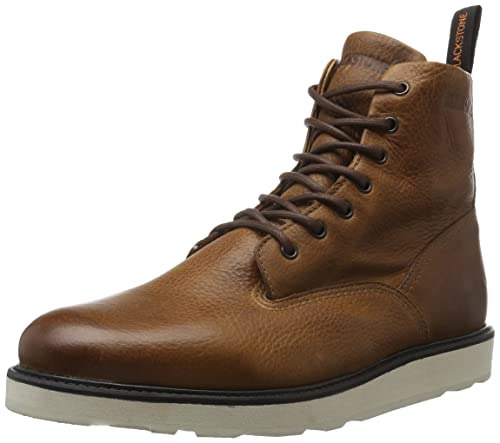 Blackstone MM29, Botines para Hombre, Marrón (Old Yellow), 44 EU: Amazon.es: Zapatos y complementos
