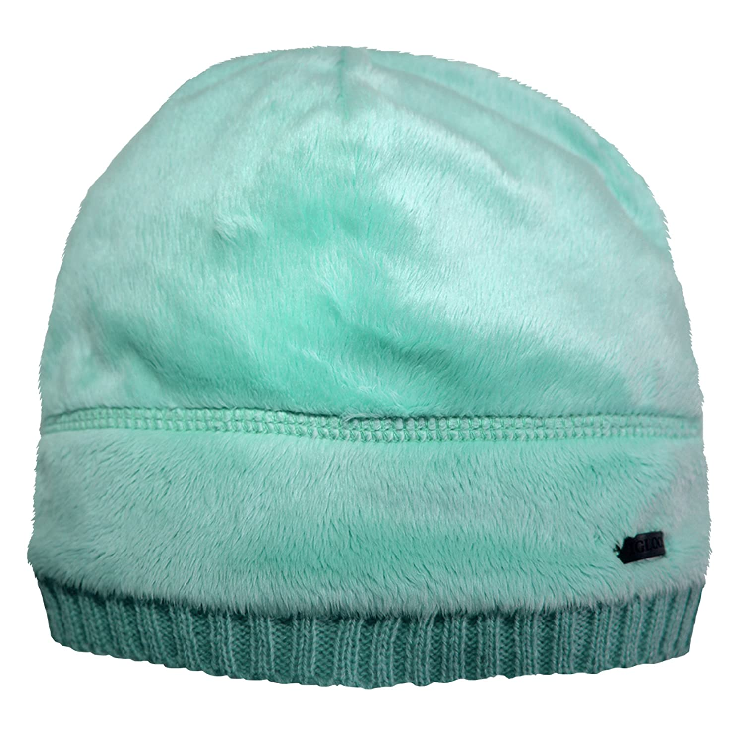 Igloos Girls Butter Pile Fleece Beanie Aqua Sky One Size/Size 7-16 Jacob ASH (Outdoors) GH066