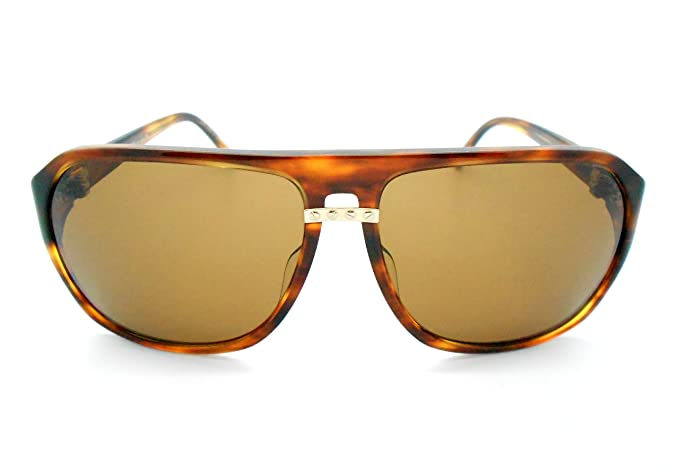 Amazon.com: Blinde Loaded café Aviator anteojos de sol: Clothing