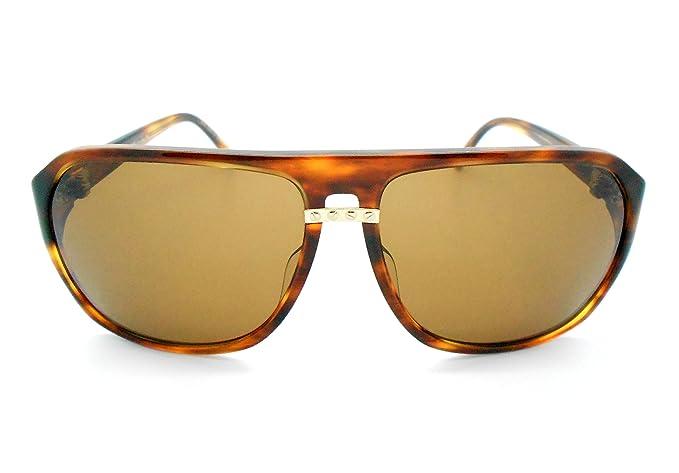 Amazon.com: Blinde Loaded café Aviator anteojos de sol: Clothing