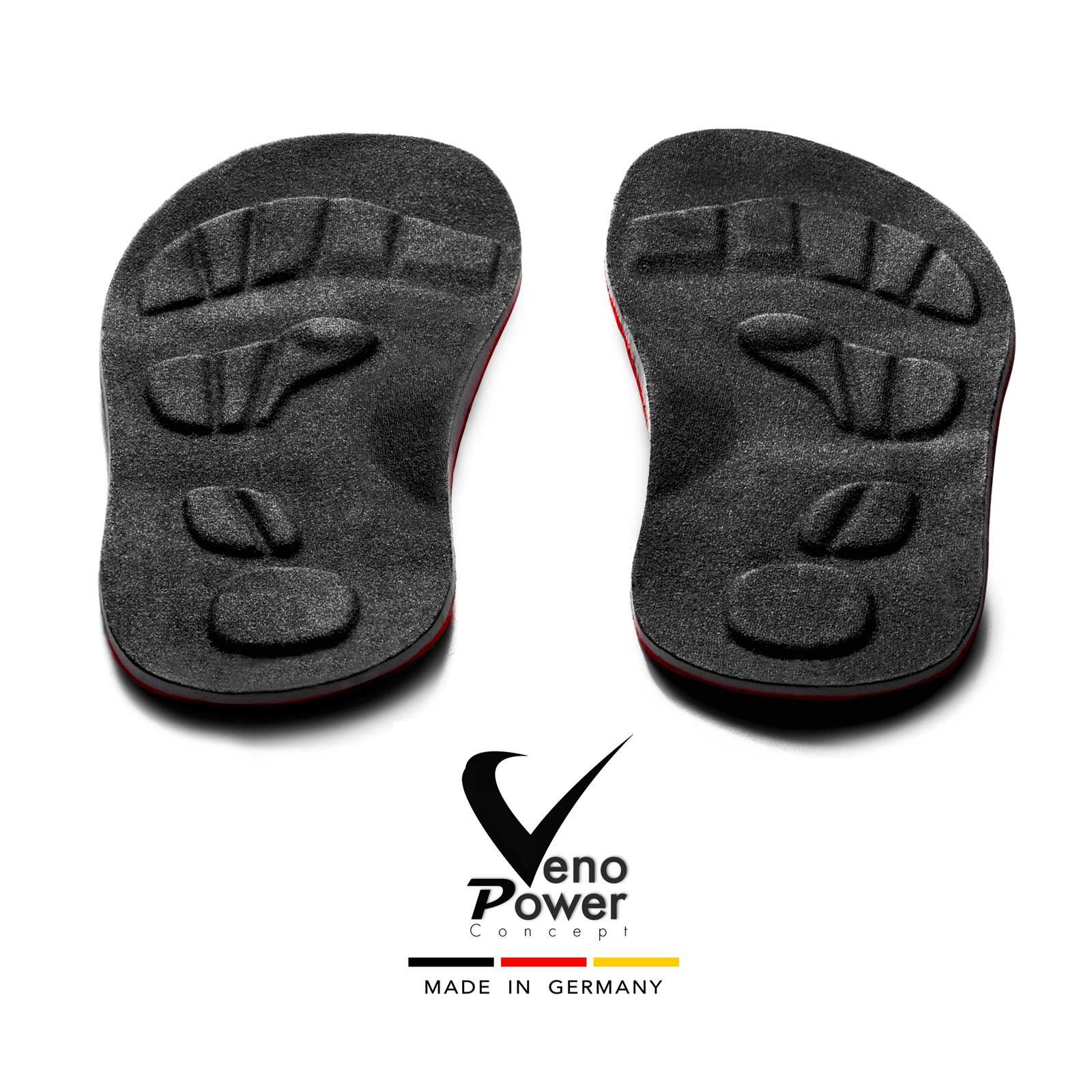 C-Sole Go 3 by VenoPower Max Comfort Sock-Less Compression and Pump Insole