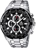 Casio Edifice – Men's Analogue Watch with Solid Stainless Steel Bracelet – EF-539D