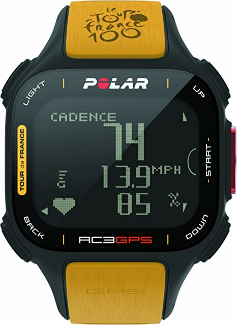 Pack Polar RC3 GPS Bike Tour de France (incluye Candence Sensor ...