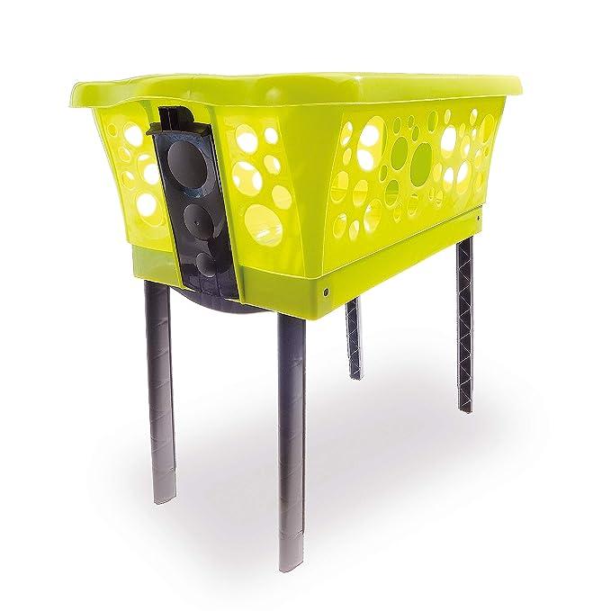 Cesto para la colada con patas Bama Stand Up colores surtidos 60,5 x 40 x 68,5 cm