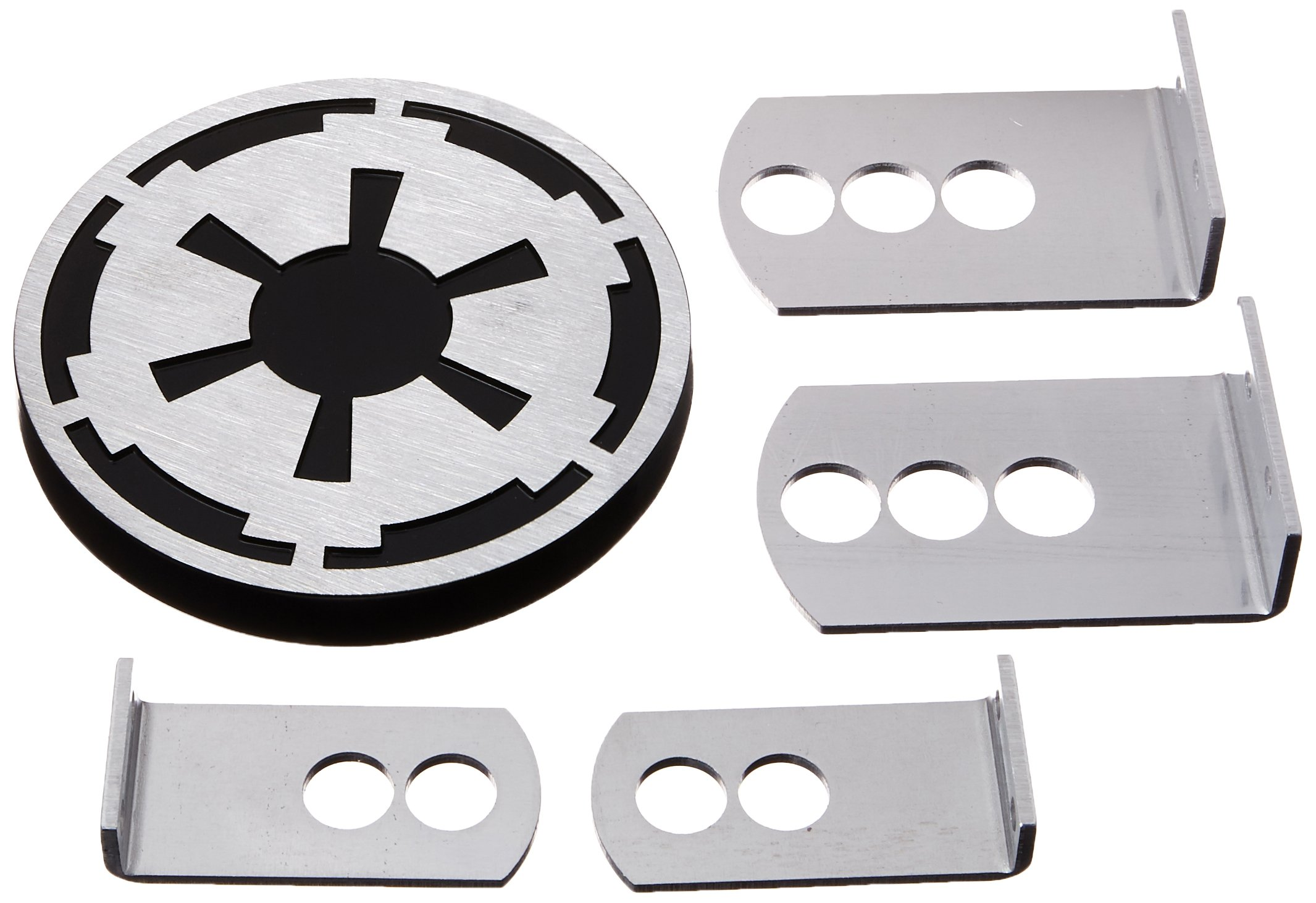 Plasticolor 002281R01 Star Wars Empire Hitch Cover by Plasticolor