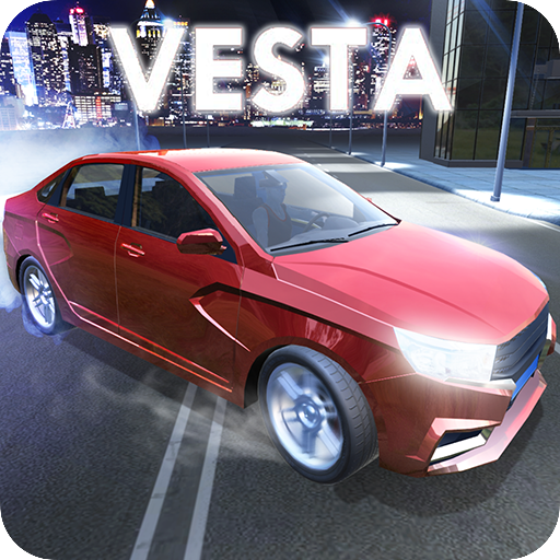 Car Driving VESTA - Auto Cars Driving