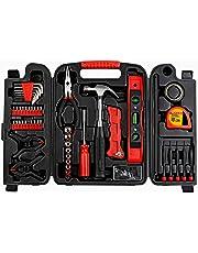 Fuller Tool 134 Piece Homeowners Repair Tool Kit