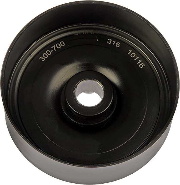 Dorman 300-700 Vacuum Pump Pulley,Black