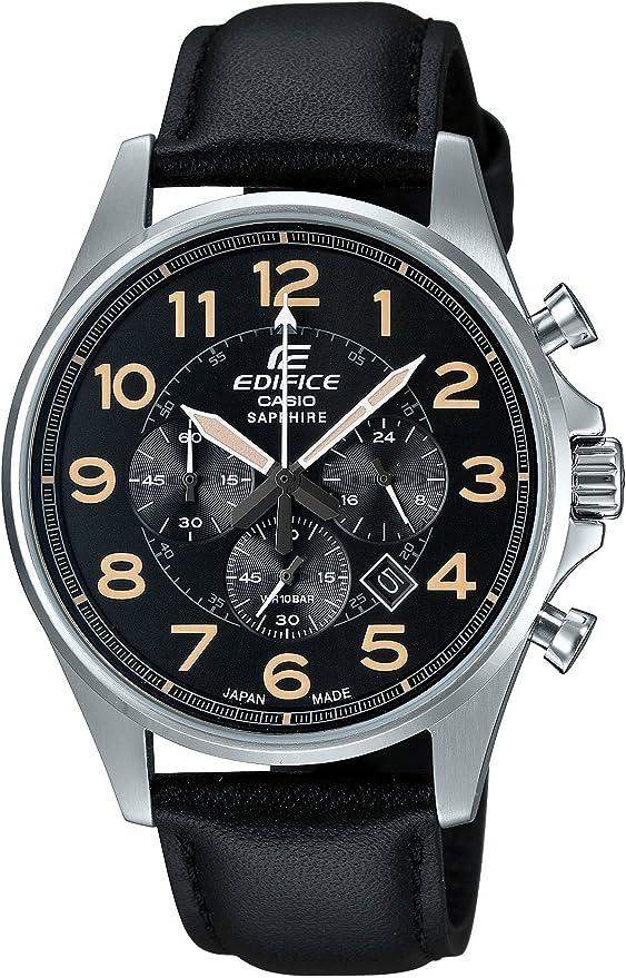 [カシオ] 腕時計 エディフィス EFB-508JL-1AJF ブラック