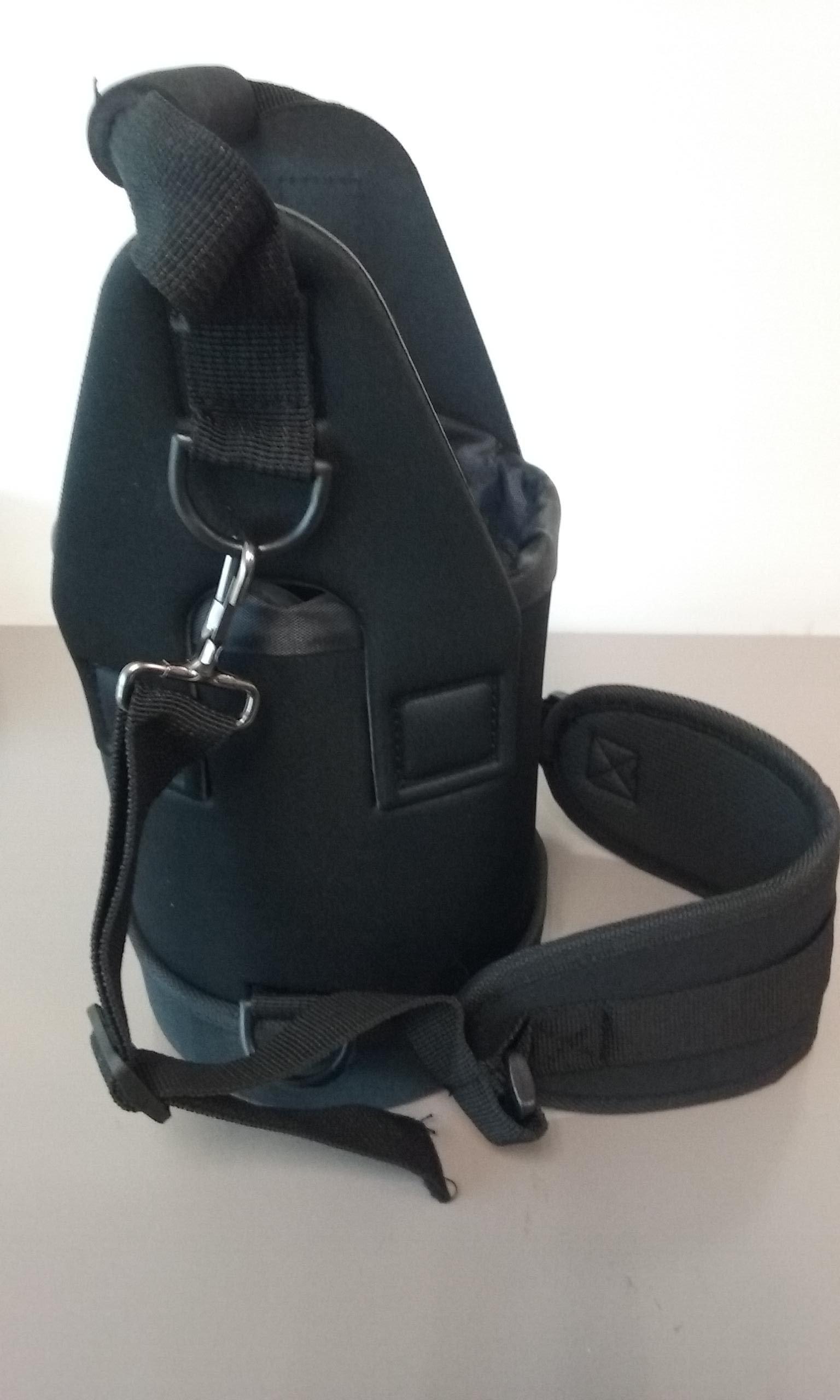 Cramer Decker Medical Homefill ML6 Cylinder Bag (Black)