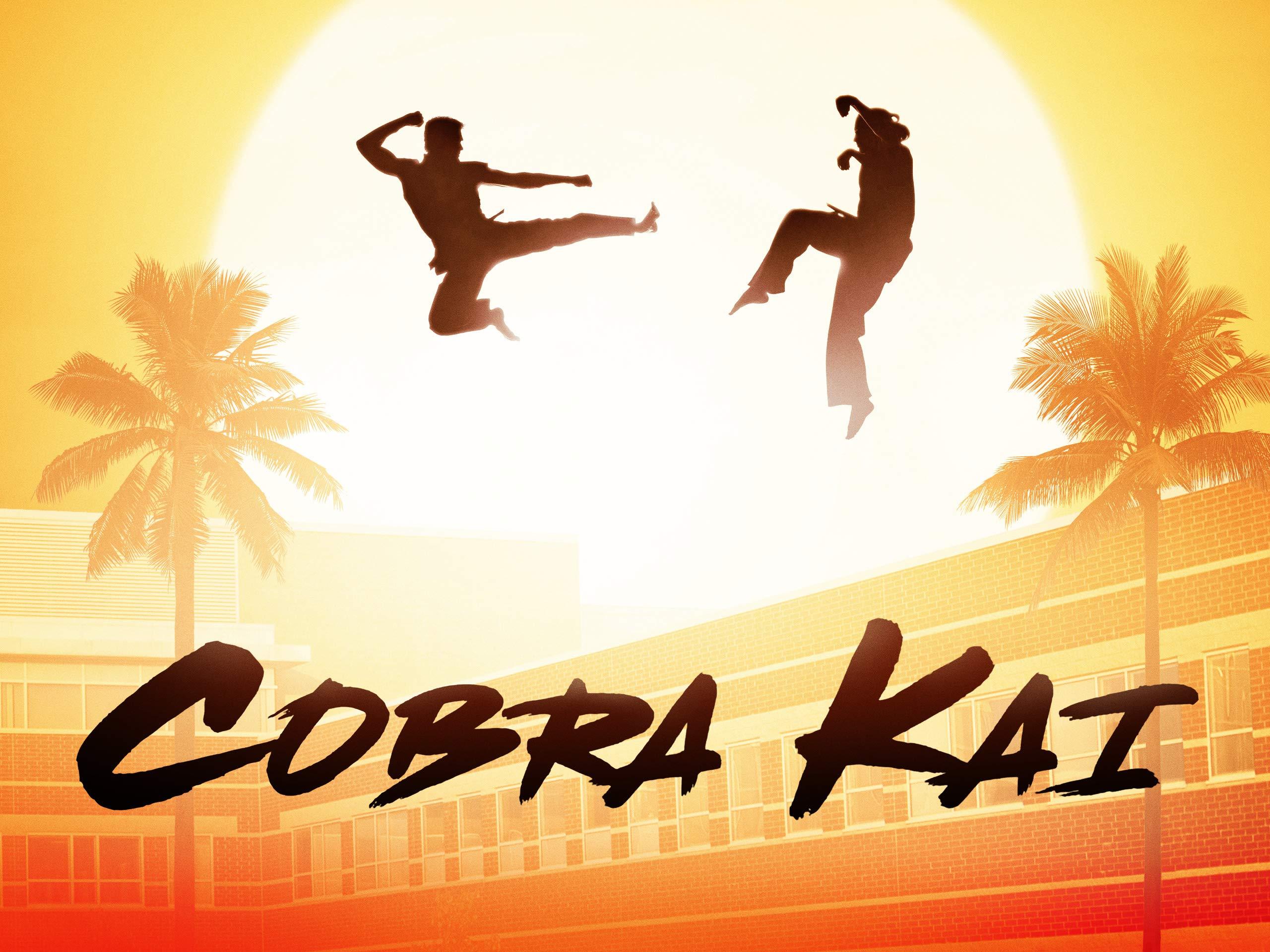 Watch Cobra Kai - Season 01 | Prime Video