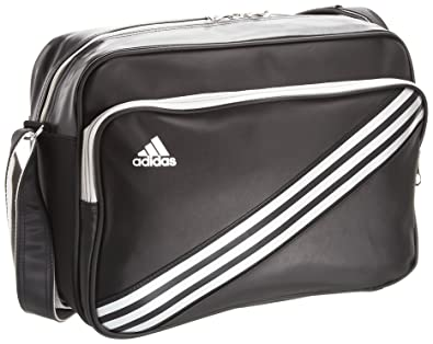 87fedb41b8 adidas Schultertasche Enamel 3-Stripes M