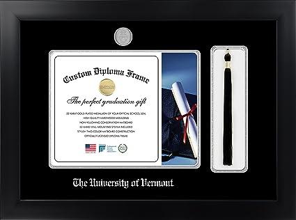 Amazon.com: Celebration Frames The University of Vermont 10 x 13 ...