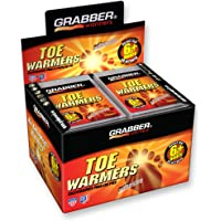 Grabber Warmers 6+ Hours Toe Warmers