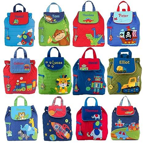 Personalizable de los niños Niños Mochilas | Personalizado Stephen Joseph niños Mochilas niños | Personalizado guardería