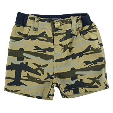 0a2d063699 Chirpie Pie By Pantaloons Baby Boys Regular Fit Shorts  (110038374_Navy_18-24 M)