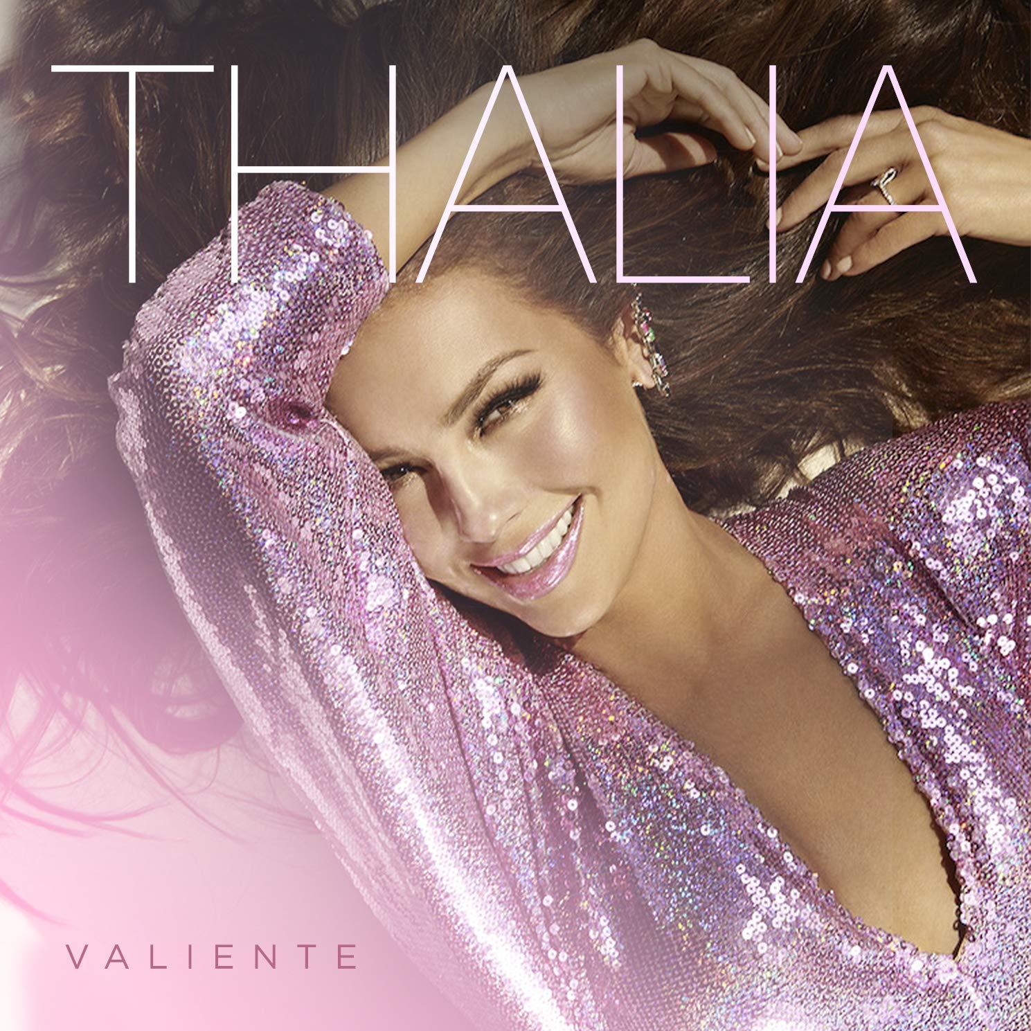 CD : Thalia - Valiente (CD)