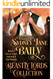 Beastly Lords Collection Books 1 - 3: A Victorian Historical Romance Collection