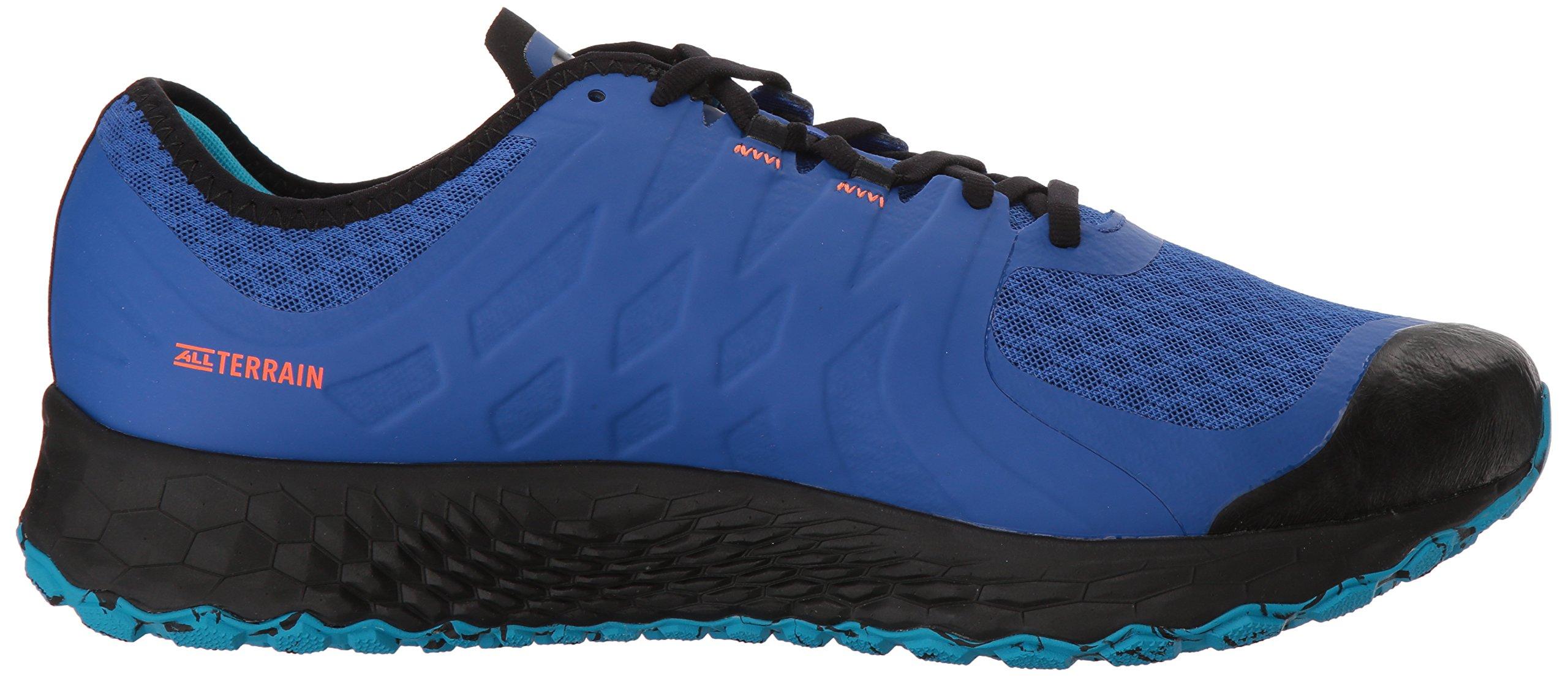 New Balance Men's Kaymin Trail v1 Fresh Foam Trail Running Shoe, Deep Pacific, 7 D US by New Balance (Image #6)