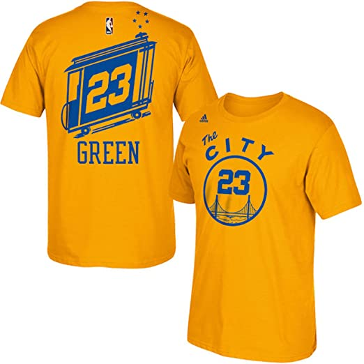 official photos 095d2 d3c30 Amazon.com: adidas Golden State Warriors Draymond Green The ...