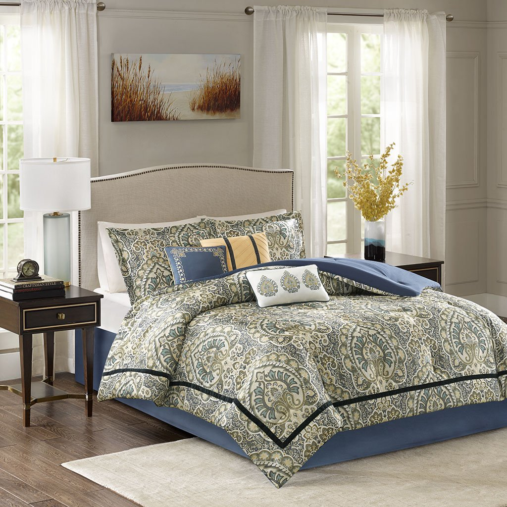 Madison Park Cameron Comforter Set