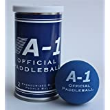A-1 Official Paddleballs / Two Paddleballs Per Pressurized Can