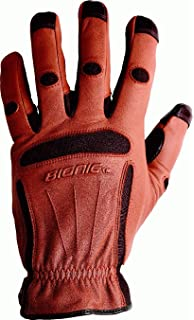 Amazoncom Bionic Womens Relief Grip Gardening Gloves Large