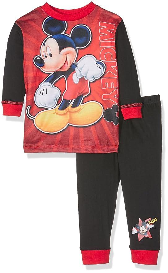 6 opinioni per Mickey Mouse Official, Pigiama Bambino, Multicoloured, 18-24 mesi