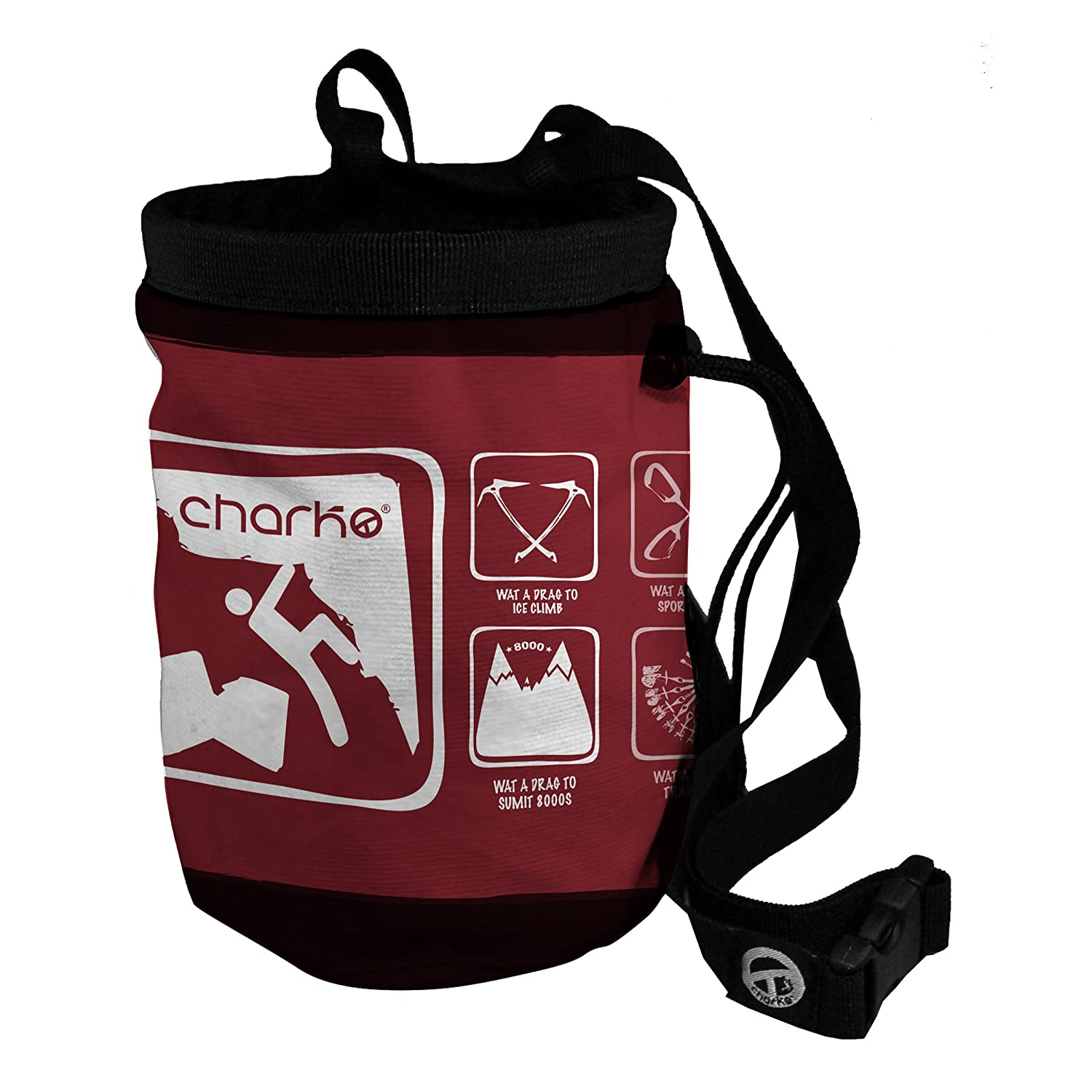 CHARKO WMCBNEBR016 Charko Designs Nebraska Bag Multicolor One Size CLIMBING PROJECTS DESIGNS SL
