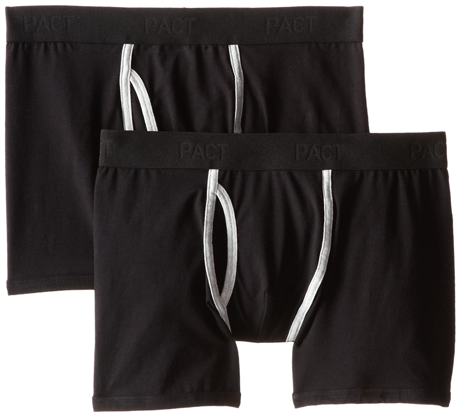 82fc50e850d1 Pact\'s men's underwear offers sustainable and ethical options for men  looking for affordable, super soft, high quality boxers, trunks, and briefs  without ...