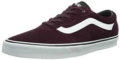 buy popular 1228a 4b4fb Vans M MILTON (SUEDE) WINEWH Herren Sneaker
