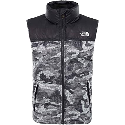 The North Face Youth Nuptse Down Jacket Xtra-Large Black