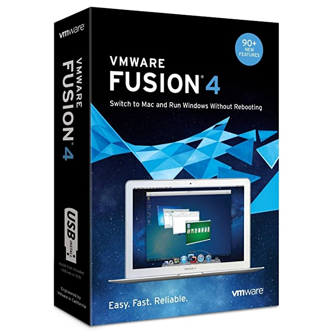 Amazon com: VMware Fusion 4 [Old Version]