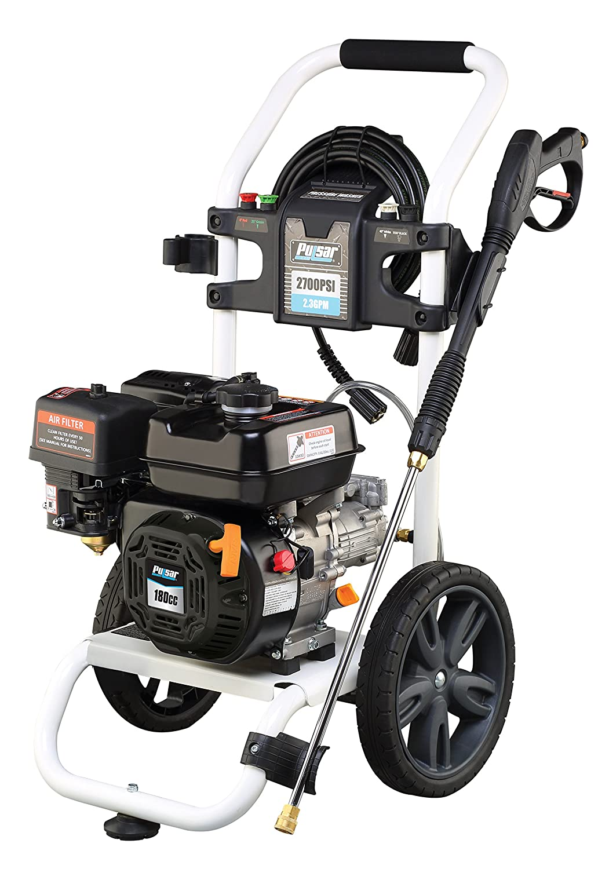 Amazoncom Pulsar Pgpw3100hat Gasoline Pressure Washer Psi Patio Lawn U0026  Garden