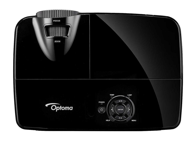 Optoma S303 - Proyector de 3000 lúmenes, negro: Amazon.es: Electrónica