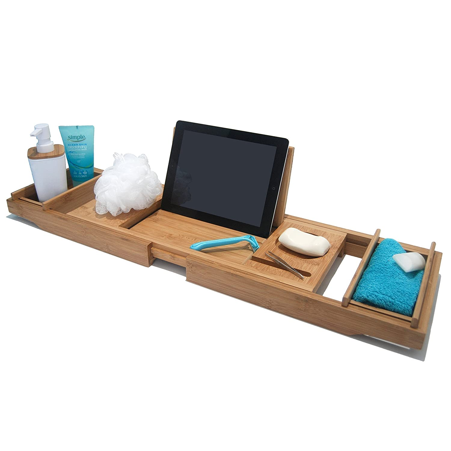 ADD A TOUCH OF STYLE TO YOUR BATHROOM - Our Luxury Bamboo Bathtub ...
