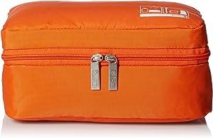 Flight 001 Spacepak Toiletry, Orange, One Size