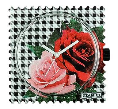 S.T.A.M.P.S. Stamps – Reloj Esfera England s Rose 103787
