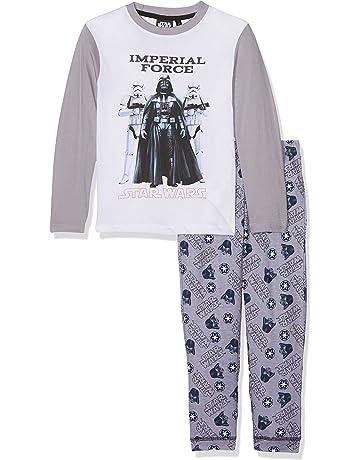 Star Wars HQ2020, Conjunto de Pijama Para Niños