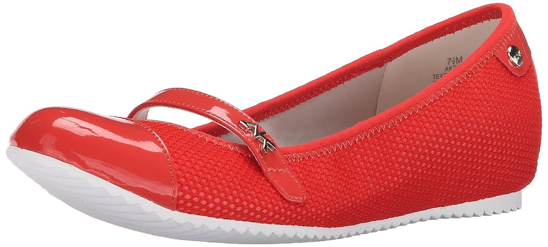 Online Buy AK Anne Klein Zinka Ballet Flat Discount Womens Shoes 740359568058